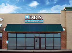 DDS-sign-building2